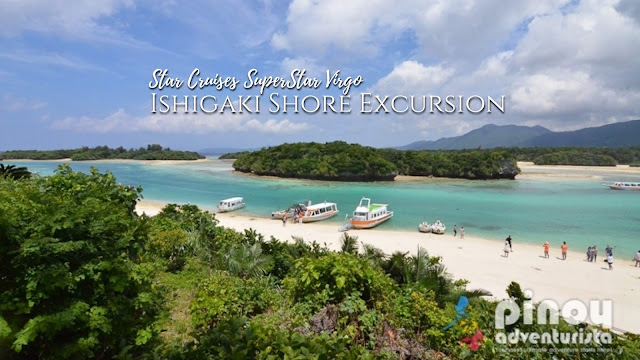 Star Cruises SuperStar Virgo Ishigaki Shore Excursion in Okinawa Japan