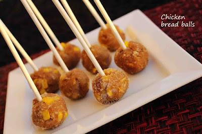 chicken bread balls leftover recipes bread recipes snacks recipes