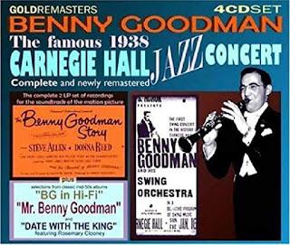 Benny Goodman's 1938 Carnegie Hall Concert