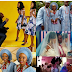 Beautiful Photos From Wedding Of Twin Sisters Whose Engagements Went Viral