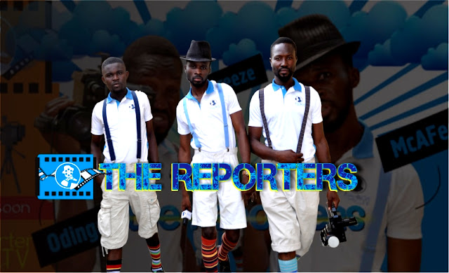 "Film: iReporter TV set to release new movie titled ""The Reporters"" - [See Short Movie]"