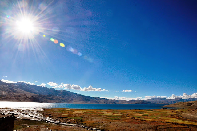 The Himalayas are non only a finish for me India travel destinations: ix Soulful Reasons to Visit Ladakh.