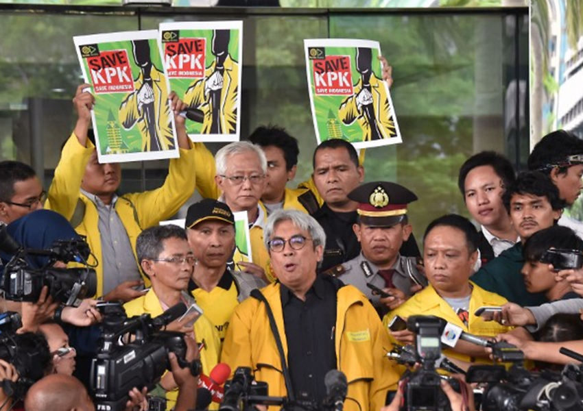 Bagaimana Kabar Korupsi Indonesia di Bawah Kepemimpinan Jokowi?