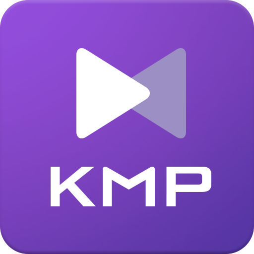 بەرنامەی KMPlayer بۆ كارپێ كردنی فایلی دەنگ و ڕەنگ