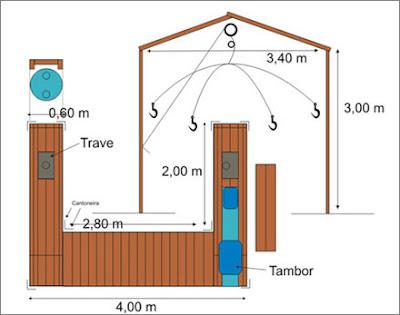 projeto de balsa de despesca de peixes em tanque rede