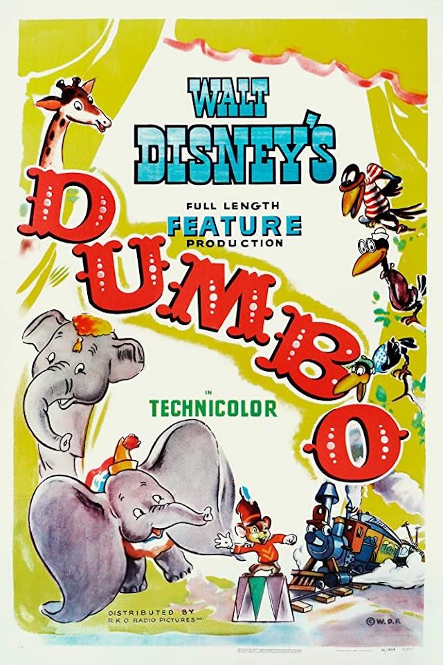La Bogeria del Cine   Dumbo