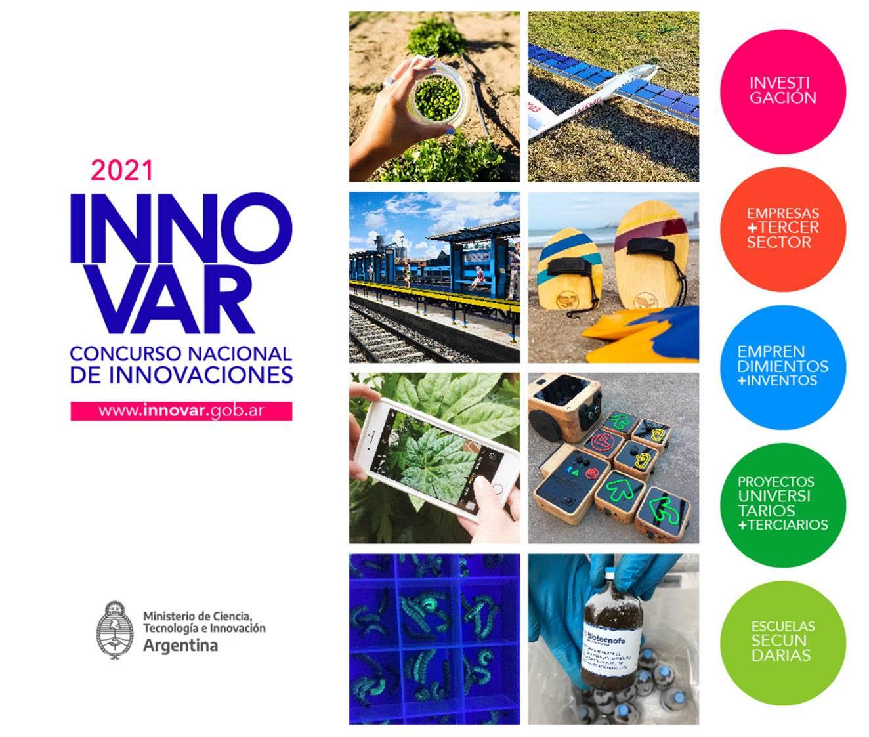 INNOVAR 2021 Instructivo útil para su proyecto   Inscribite hasta el 31/8    CIENTIFICO TECNOLOGICO @INNGENIAR