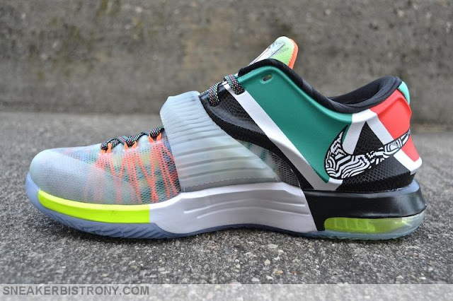new style 1b8b7 32f56 The Nike KD 7