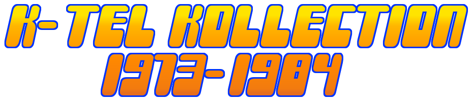 K-Tel Kollection 1973-1983