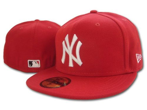 New Metal Cultura  A história do boné vermelho dos Yankees  Especial ... 06273a1e1d88b
