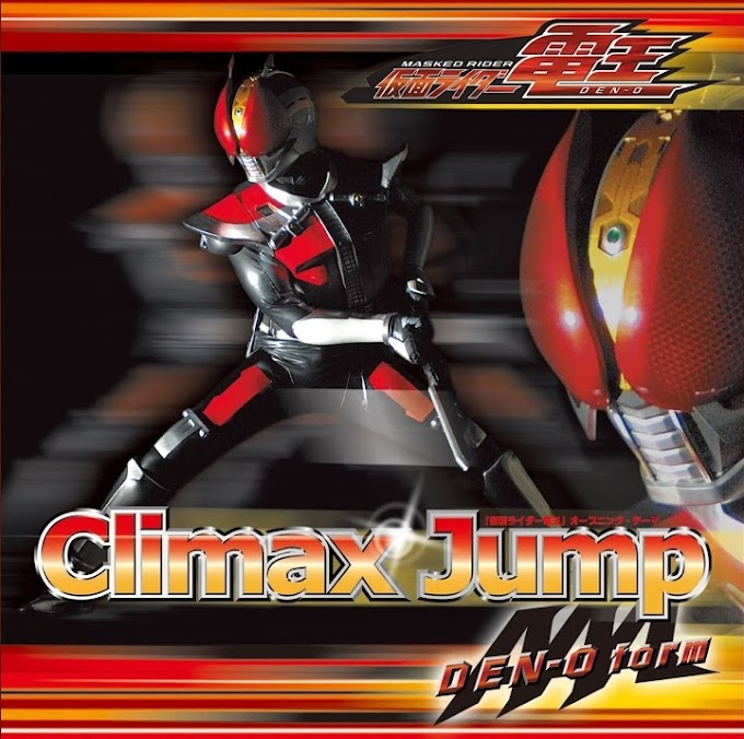 AAA DEN-O form - Climax Jump