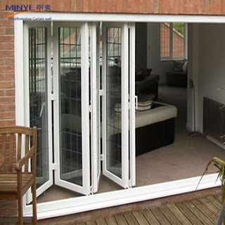 Folding Sliding Glass Doors