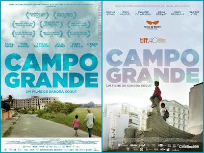 Campo Grande. 2015.