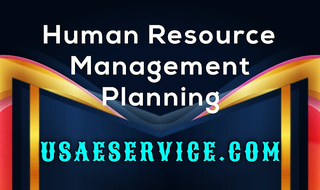 HR Management Planning