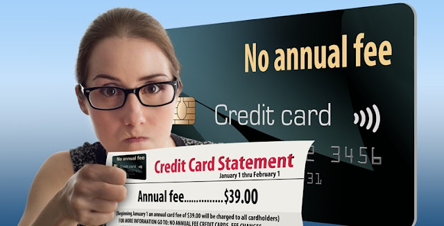 annual fee of credit card