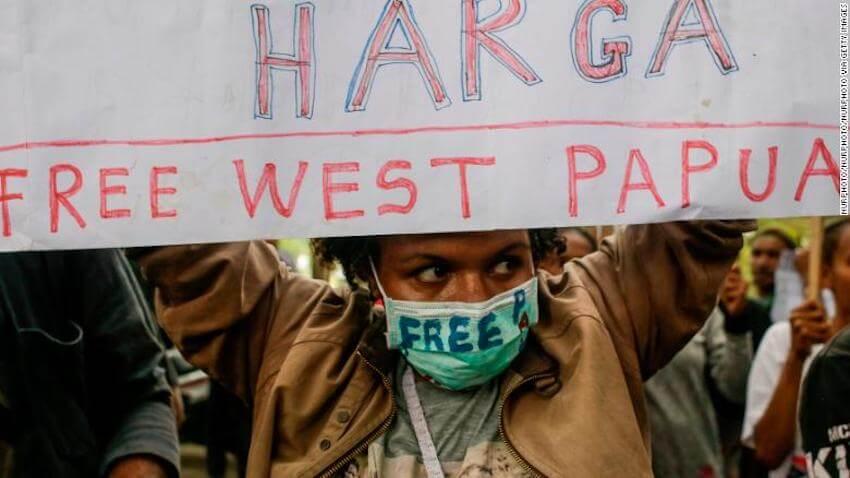Ironi Indonesia Merdeka, Papua Masih Terjajah