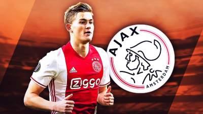 Ajax stance forces Matthijs de Ligt transfer requeat