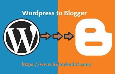 Alasan migrasi dari wordpress ke blogger