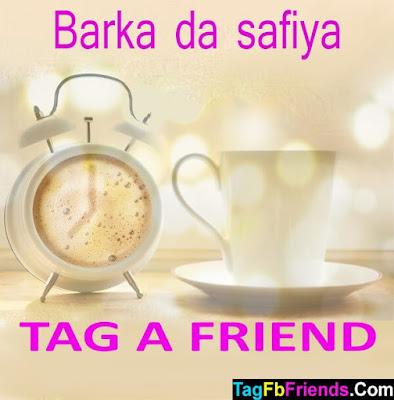 Good morning in Hausa language