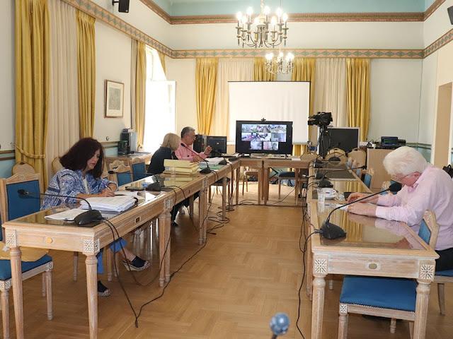 Οδικά έργα στην Αργολίδα ενέκρινε η Οικονομική Επιτροπή της Περιφέρειας Πελοποννήσου