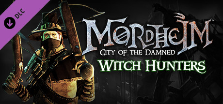 Mordheim City of the Damned Witch Hunter