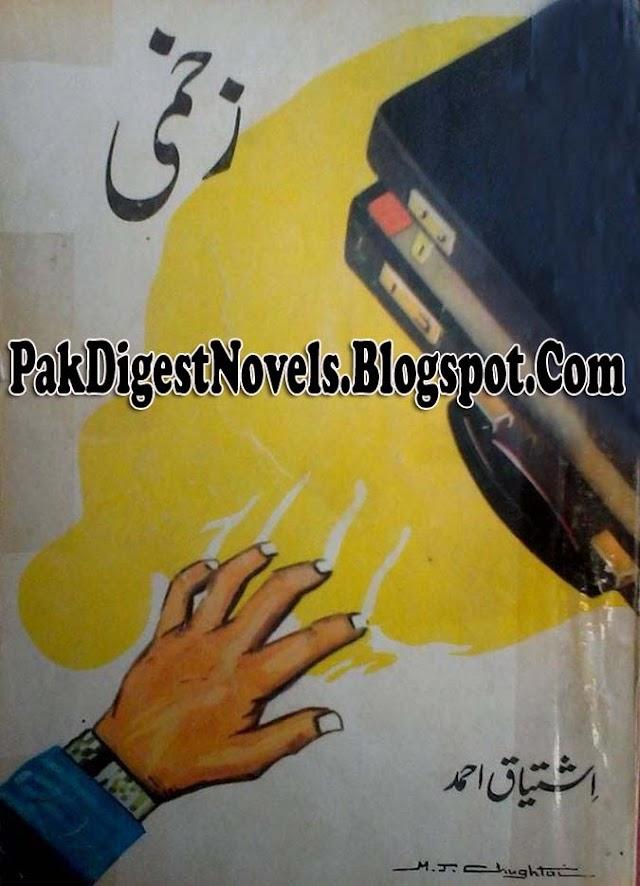 Zakhmi Novel By Ishtiaq Ahmed Pdf Free Download