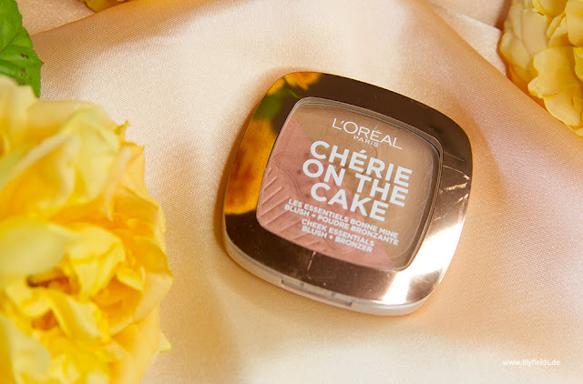 Chérie on the Cake  - Blush + Bronzer