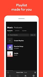 Spotify Premium APK v8.5.55.1105 Final (MOD, Unlimited Skips)