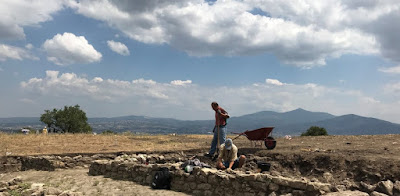 Θεσσαλονίκη: Στο φως μια άγνωστη πόλη 30 αιώνων