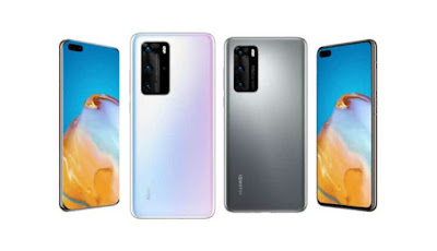 The specifications of the Huawei P40 series have been completely leaked