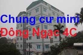Chung cư mini Đông Ngạc 4C giá rẻ của HANOILAND rất HOT