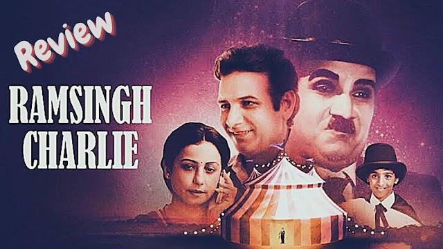 Ramsingh Charlie (Movie Review)
