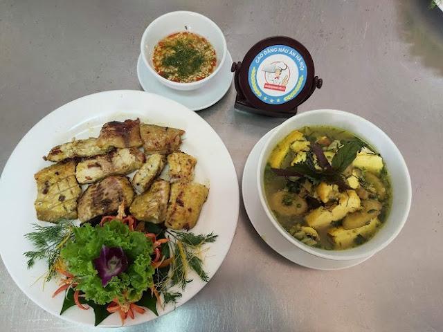 Tuyển sinh trung cấp nấu ăn năm 2020 tại Cao Bằng