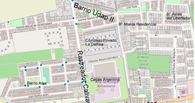 VENDO DUPLEX EN BARRIO UDAP II, DEPARTAMENTO RIVADAVIA, SAN JUAN, ARGENTINA.
