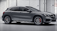 Bảng thông số kỹ thuật Mercedes AMG GLA 45 4MATIC 2018