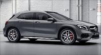 Bảng thông số kỹ thuật Mercedes AMG GLA 45 4MATIC 2019
