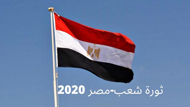 في ذكري ثورة عظيمة - مصر 2020