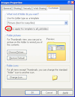 How to make a folder as Image Folder
