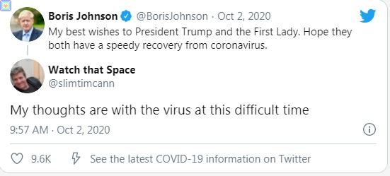 سيحذف موقع تويتر التغريدات على أمل وفاة ترامب