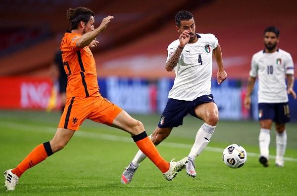 مباراة هولندا وايطاليا بث مباشر