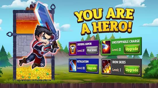 Hero wars mod APK unlimited money