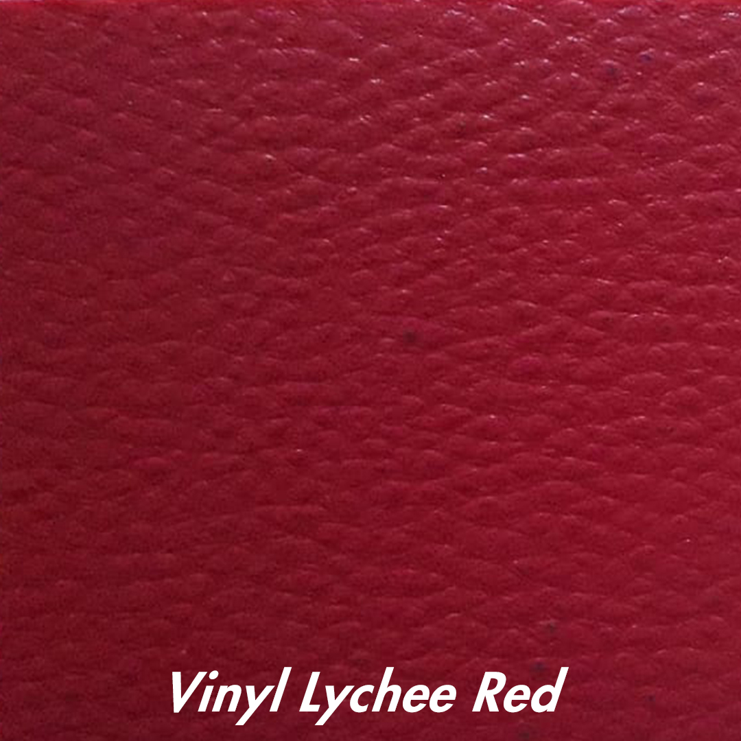 vinyl lychee red