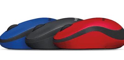 Gambar Logitech M221 Silent Wireless Mouse