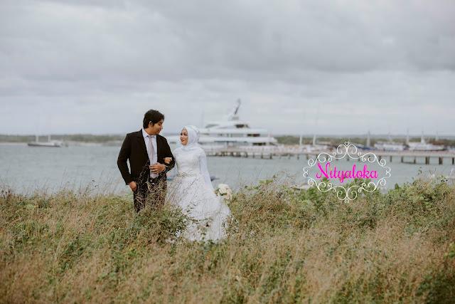 sewa gaun kebaya murah bali paket lengkap foto video prewedding