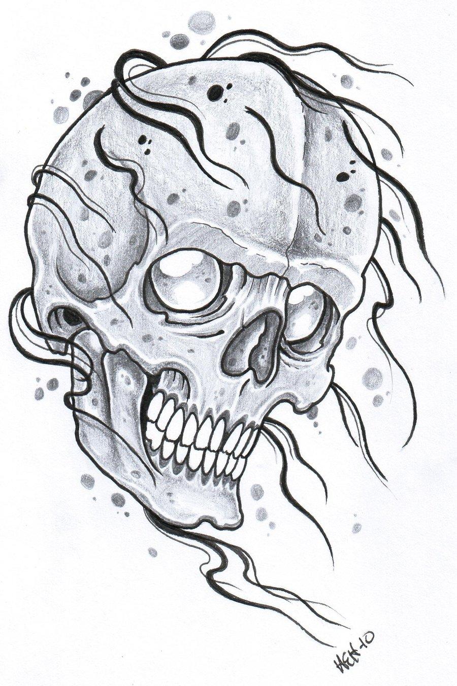 skull tattoos 24642