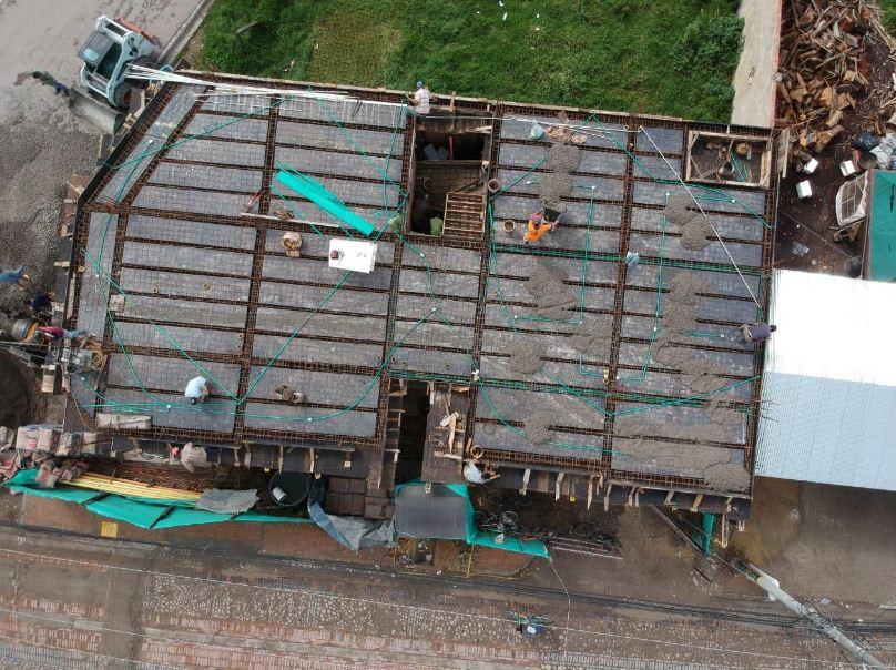 Fabrica de Casetones y Bloques en icopor en Bogota