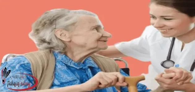 مشاكل الصحة العقلية عند كبار السن