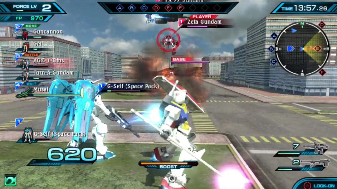 Dynasty warriors: gundam 3 (game) giant bomb.