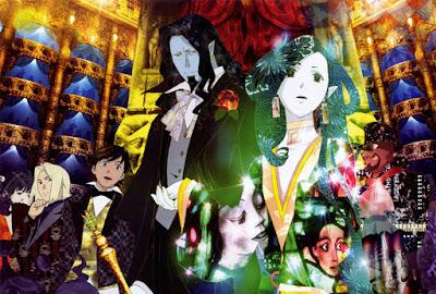 جميع حلقات انمي Gankutsuou مترجم عدة روابط