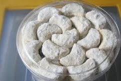 Resep Kue Putri Salju Lembut